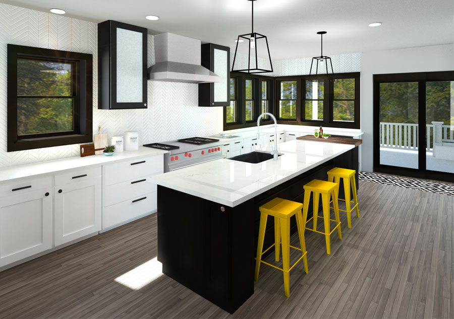 Upgrades to create the Kitchen of Your Dreams | Factor Design Build | Denver CO