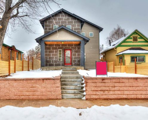 Factor Design Home in Osceola featured in Denver Architect