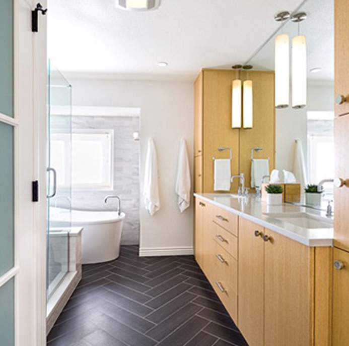 Master Bathroom Design Ideas | Factor Design Build | Denver CO