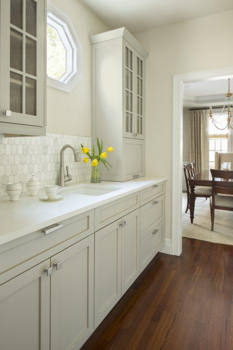 Modern Kitchen Remodel by Factor Design Build in Denver CO