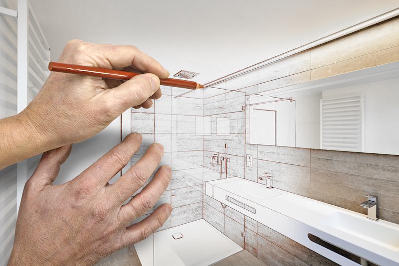 Design Ideas for Bathrooms of All Sizes | Factor Design Build Blog | Denver CO