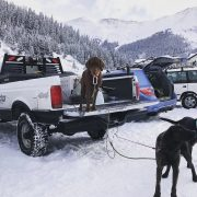 The Factor Team Pups Enjoy Family Day at A Basin | Factor Design Build Blog