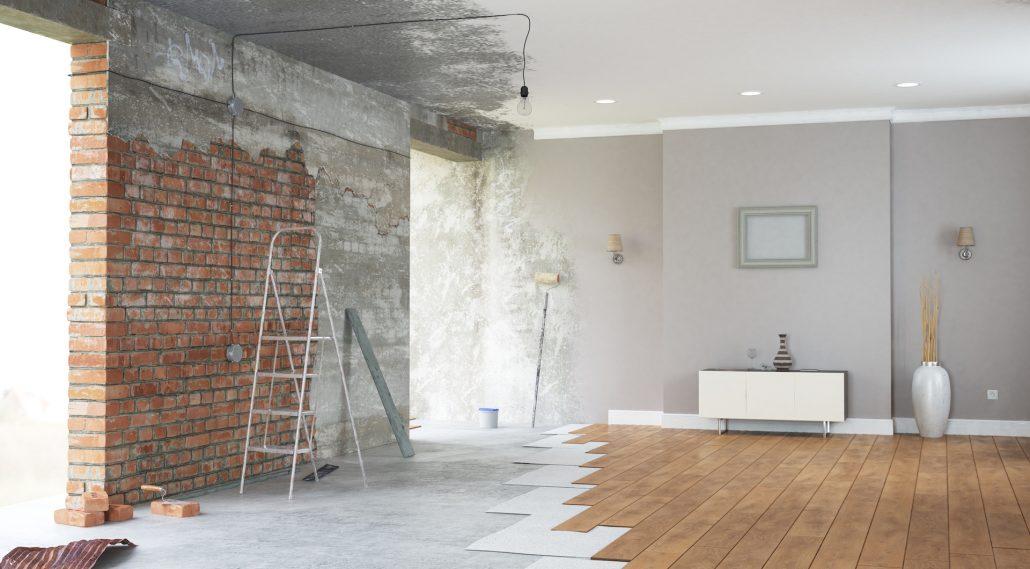 Living Room Remodel Project | Factor Design Build Blog | Denver CO