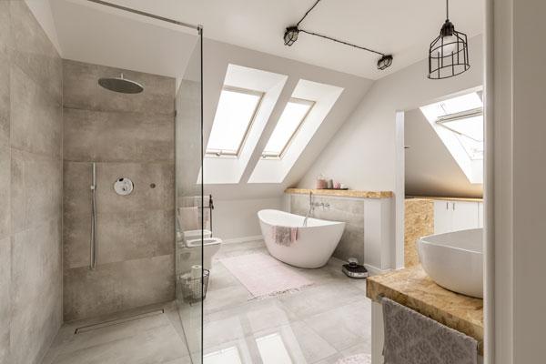 Bathroom Remodel Designer Contractor Factor Design Build Denver CO Delectable Denver Bathroom Remodel Concept