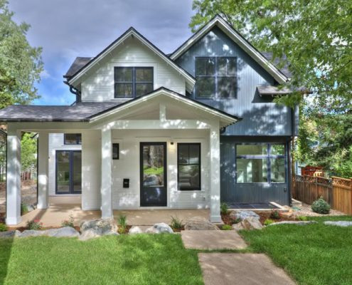 Factor Design Build Farmhouse featured on Denver Architects