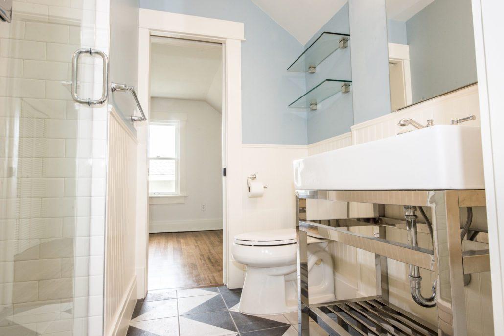 Design Tips for Smaller Bathrooms | Factor Design Build Blog | Denver CO