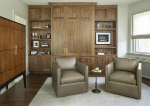 Library Design by Factor Design Build | Denver CO