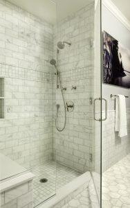 Steam Shower by Factor Design Build   Denver CO