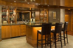 Wet Bar by Factor Design Build   Denver CO
