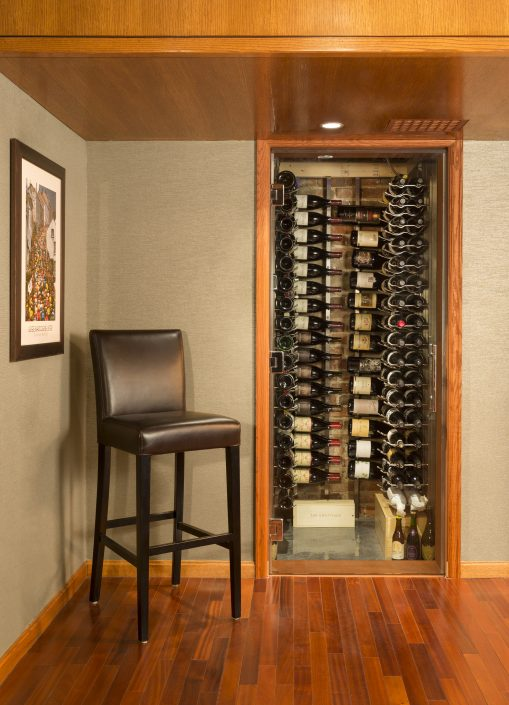 Wine Cellar by Factor Design Build | Denver CO