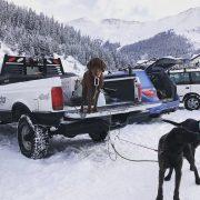 The Factor Team Pups Enjoy Family Day at A Basin | Factor Design Build Blog