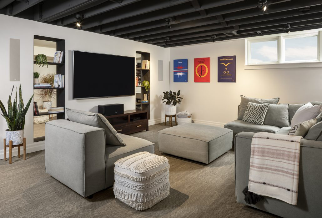 things to know about a basement remodel denver factor design build