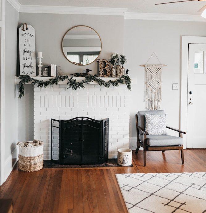 Winter Fireplace | Winterizing Your Colorado Home | Factor Design Build | Denver, CO