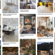 Pinterest Board with Design Inspiration
