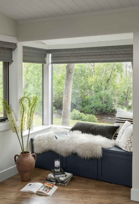 window reading nook