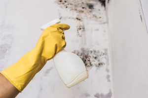 Moldy Bathroom | Factor Design Build | Denver CO